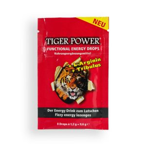 Tiger Power Energy Drops