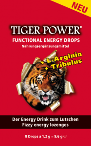 Tiger Power Functional Energy Drops